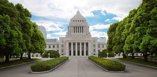 国会の写真